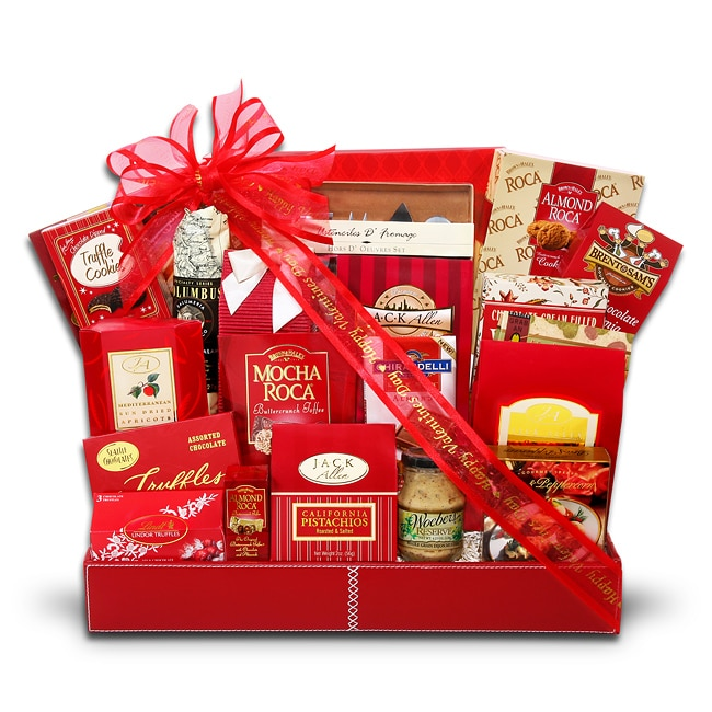 Valentine's Day Love to Share Gift Basket
