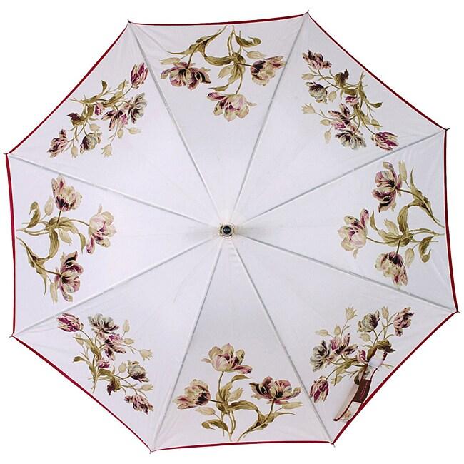 Laura Ashley 'Gosford Plum' Country Umbrella