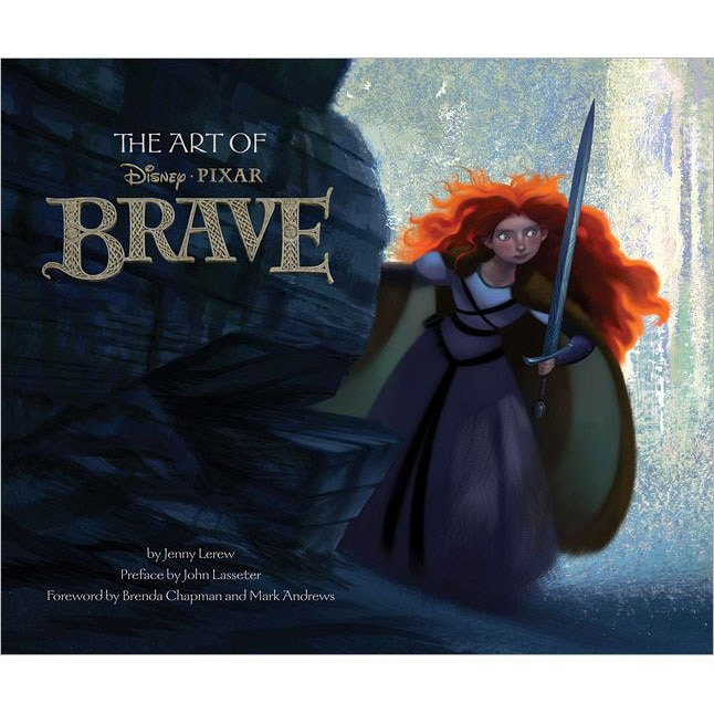 The Art of Brave (Hardcover)