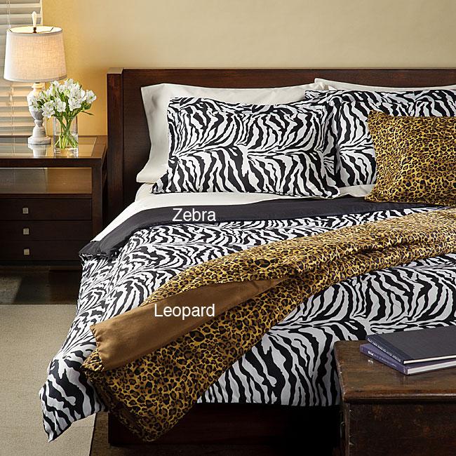Safari Collection Twin-size 2-piece Quilt Set