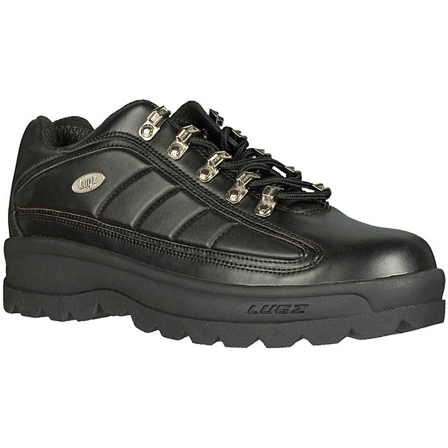 Lugz Men's 'Dot.Net' Slip-resistant Leather Boots