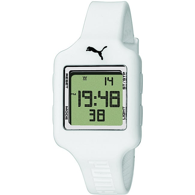 Puma Unisex Slide Strap Digital Watch