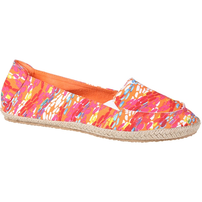 Refresh by Beston Women's 'Lala' Espadrille Boat Shoes