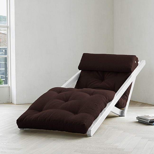Fresh Futon Chocolate Fresh Futon Figo at Sears.com
