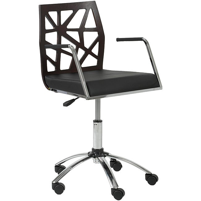 Sophia Wenge Office Chair
