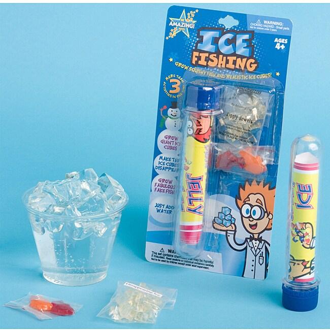 Be Amazing Toys/Steve Spangler Ice Fishing Science Kit