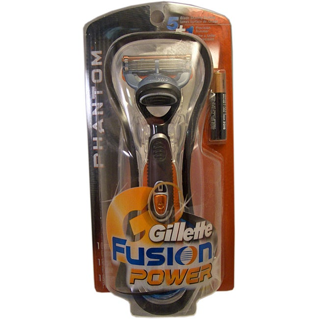 Gillette Fusion Phantom Power