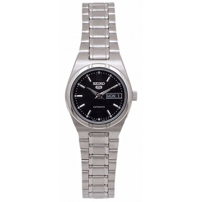 Seiko Women's Seiko 5 Stainless Steel Watch