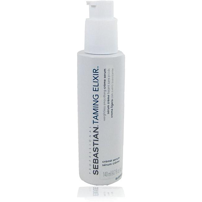 Sebastian Professional Weightless Taming Elixir 4.7-ounce Smoothing Creme Serum