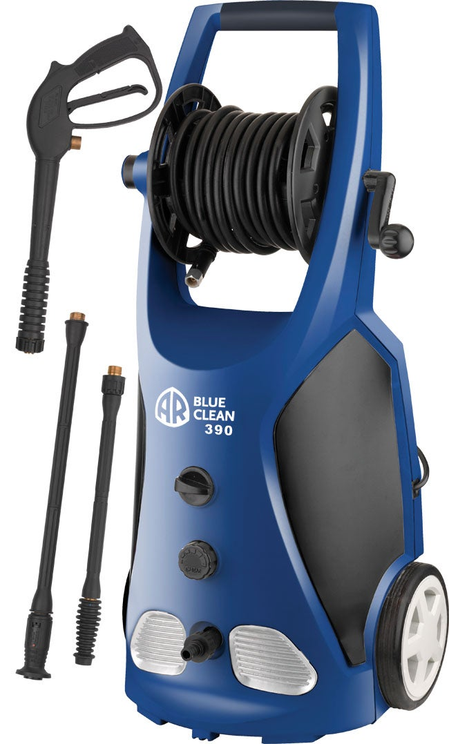 AR390 1800 PSI Cold Water Electric Pressure Washer