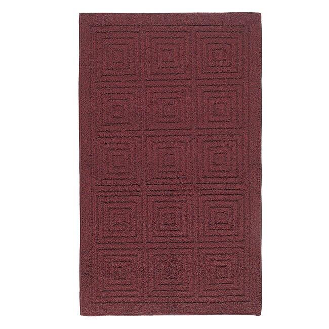 Transom Mahogany Red Rug (2'6 x 4'2)