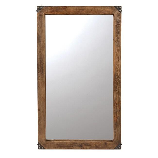 Kosas Home Jaden 60-inch Wooden Wall Mirror