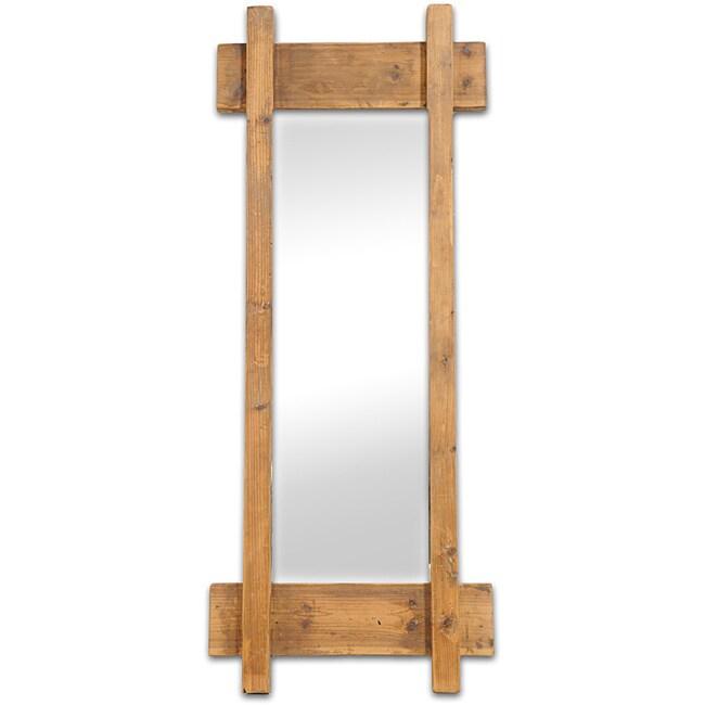 Holmes Wood Frame Mirror