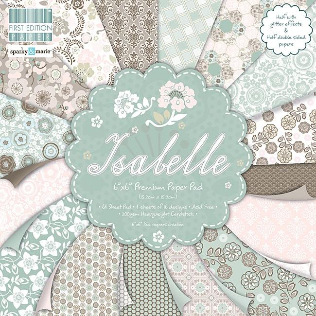 Isabelle Premium Paper Pad