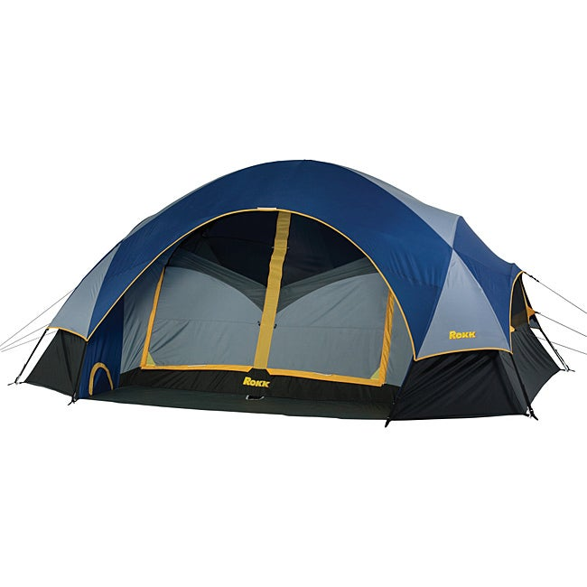 Rokk Palisade Two-room Family Tent