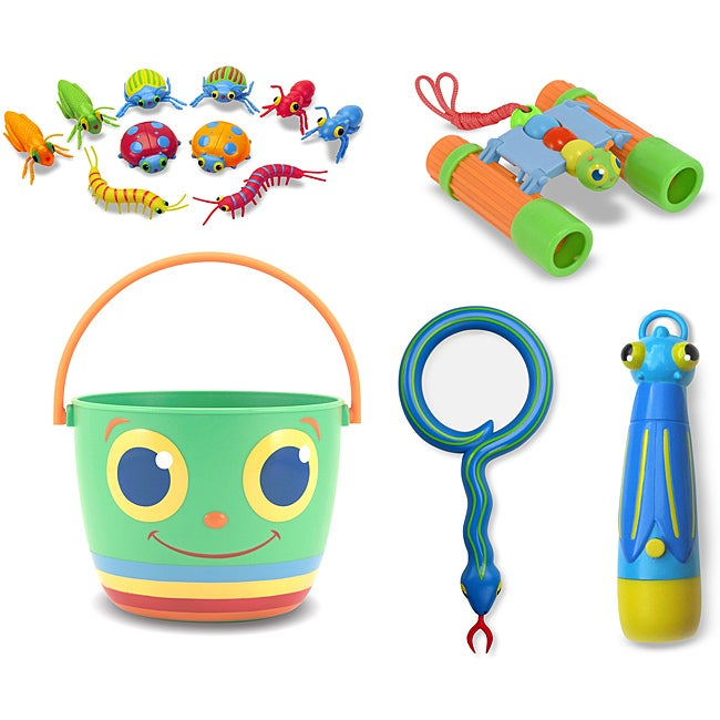 Melissa & Doug Sunny Patch Boy's Summer Pail of Fun