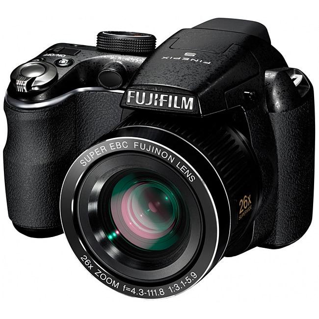 Fuji FinePix S3300 14MP Black Digital SLR Camera
