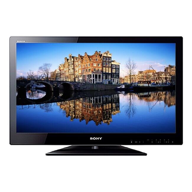 Sony BRAVIA 32-inch 720p LCD TV (Refurbished)