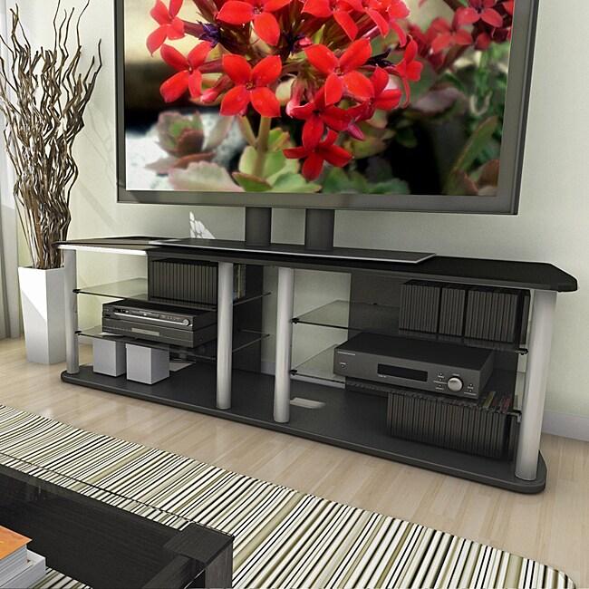 Sonax Cruise 71-inch Midnight Black TV/ Component Bench