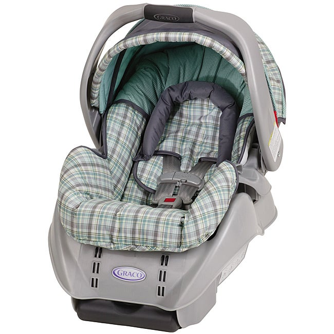 Graco SnugRide Infant Car Seat in Wilshire with $25 Rebate