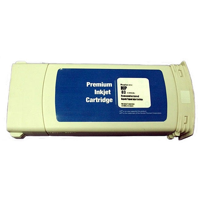HP 83 Magenta Ink Cartridge (Remanufactured)