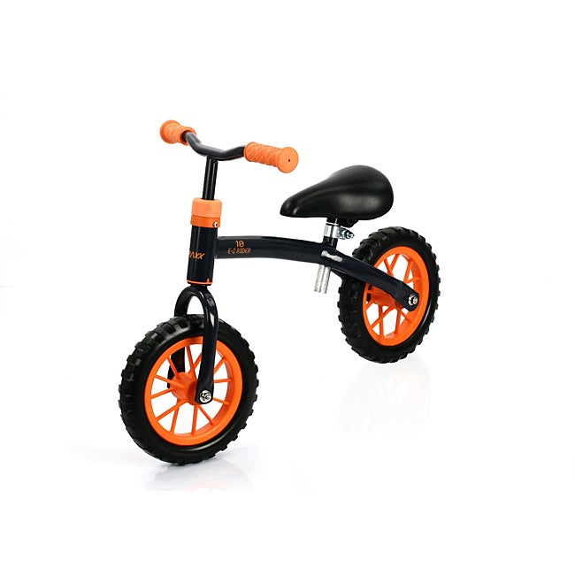 Traxx Techno Navy E-Z Rider 10 Learning Bike