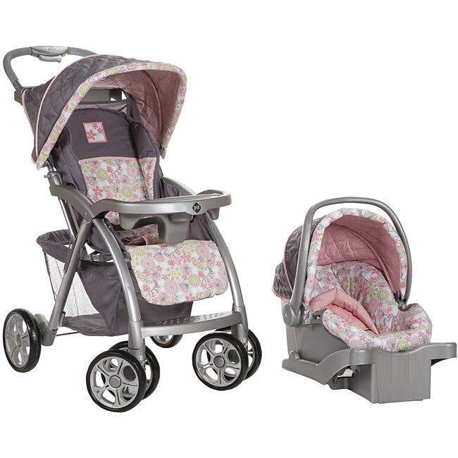 Safety 1st Saunter Luxe Travel System in Chloe