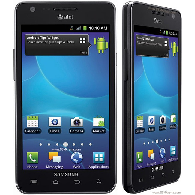 Samsung Galaxy SII Unlocked Android Cell Phone