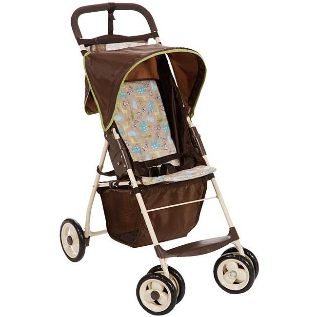 Cosco Deluxe Comfort Ride Umbrella Stroller in Kontiki