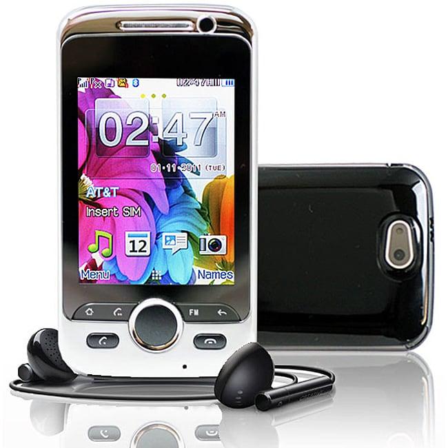 558 Dual SIM Quadband Touchscreen Phone (Unlocked)