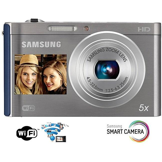 Samsung DV300F DualView 16MP Digital Camera
