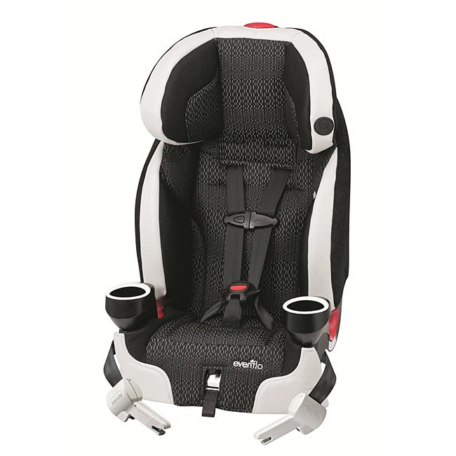 Evenflo SecureKid 400 Combination Booster Car Seat in Crawford