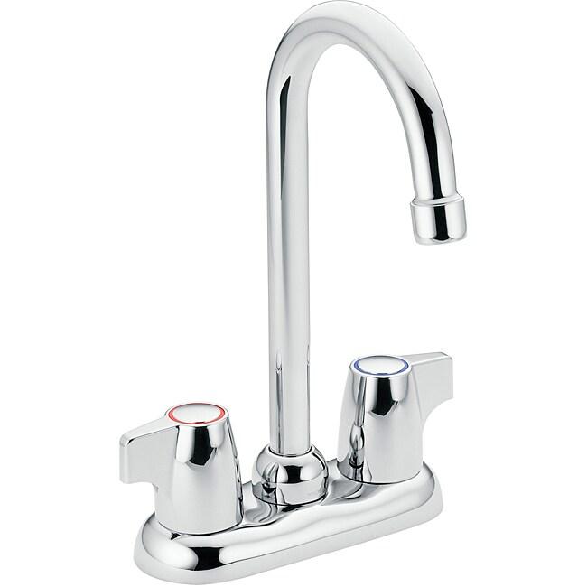 Moen 4903 Chateau Two-Handle Bar Faucet Chrome