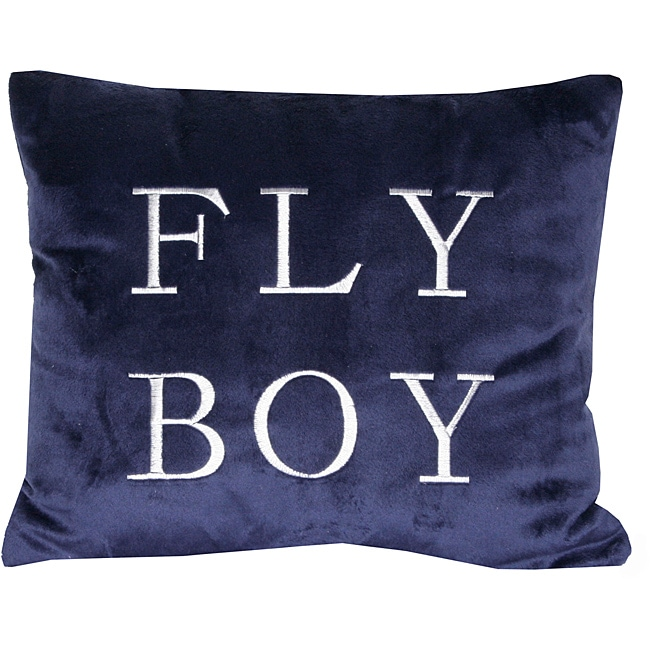 Thro 16 x 18 Fly Boy Pillow