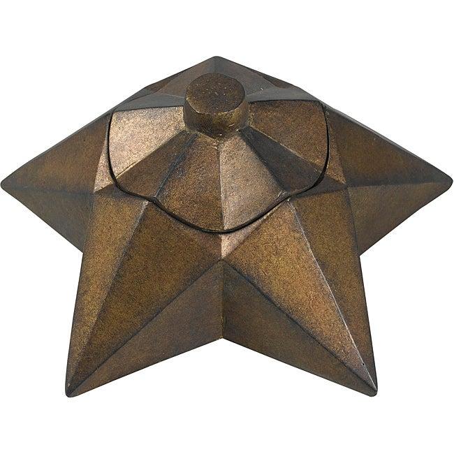 Nova Bronze Star Gel Burner