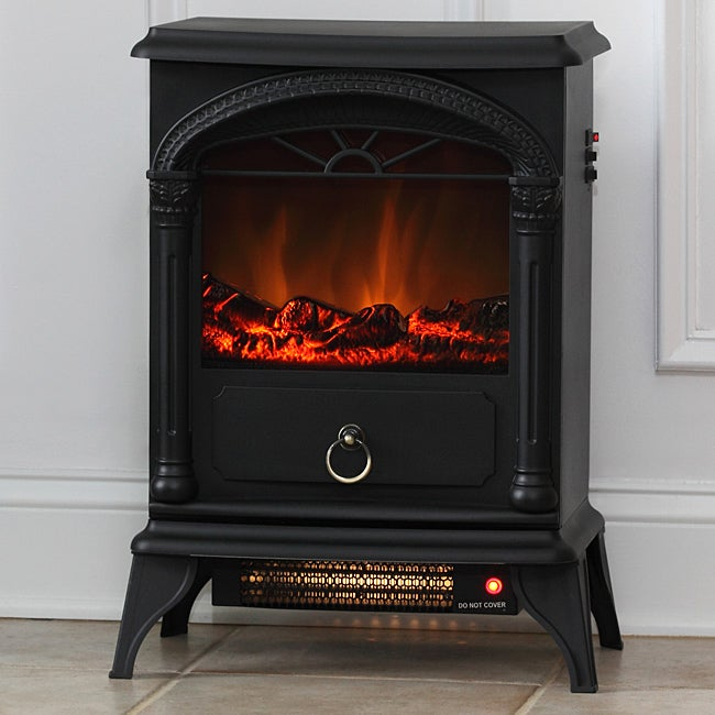 Fire Sense Vernon Electric Fireplace Stove