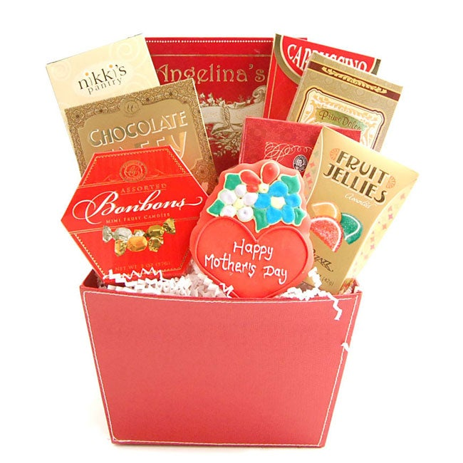 Mother's Day Cheer Gift Basket