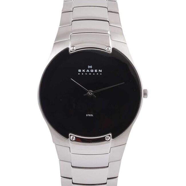 Skagen Men's Two-tone Watch