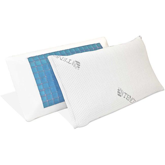 Coconut Cloud X2 Dual-layer Queen-size Gel Memory Foam Pillow