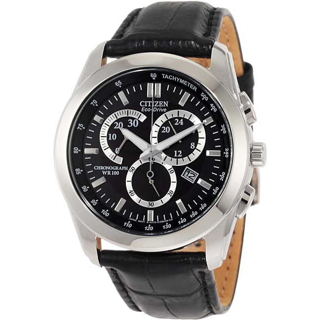 Citizen Eco-Drive Men's Chronograph Watch