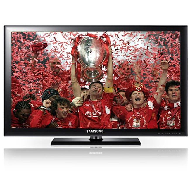 Samsung LN40D503 40-inch 1080p LCD TV (Refurbished)
