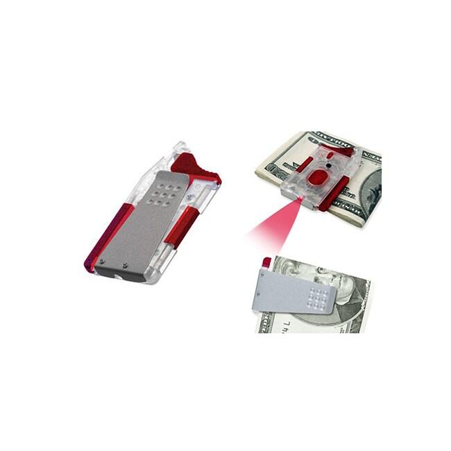 Toollogic Ice Reversible 7-in-1 Money Clip Super Tool