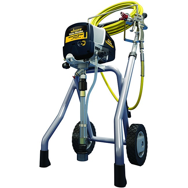 Wagner Twin Stroke 9155 Airless Paint Sprayer (Reconditioned)
