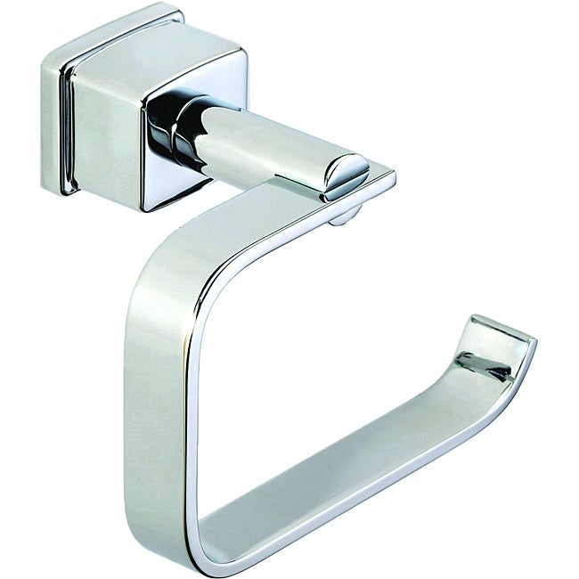 Belle Foret Mainz Chrome Toilet Paper Holder