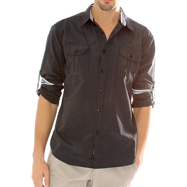 191 Unlimited Men's Woven Shirt
