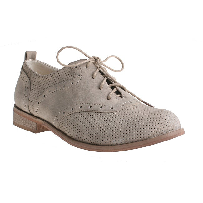 Refresh by Beston Women's 'ALEXIS-01' Oxford Shoes