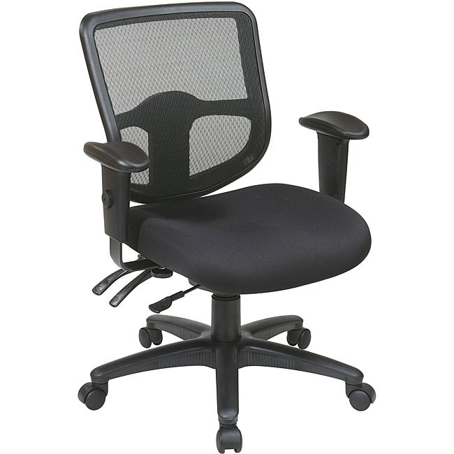 Office by O Office Star ProGrid Ergonomic Task Chair at Sears.com