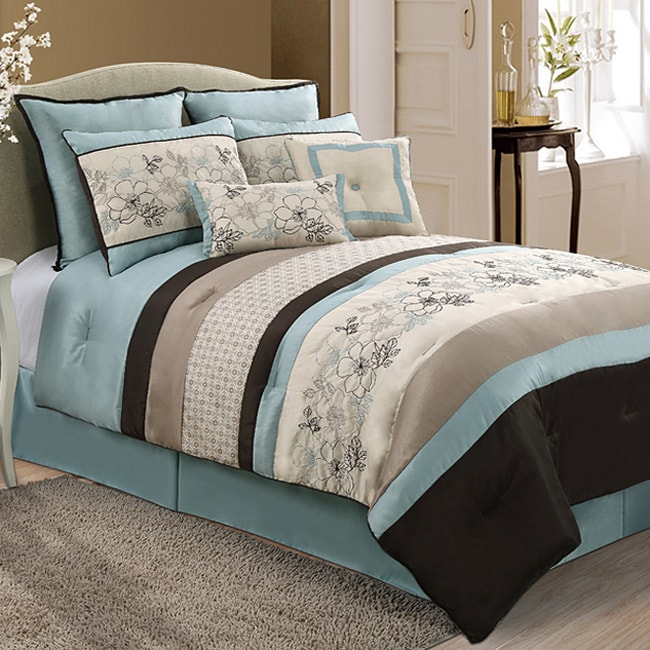 VCNY Mirabel 8-piece Comforter Set