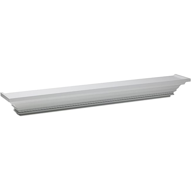 Mellanco 48-inch White Finish Ledge