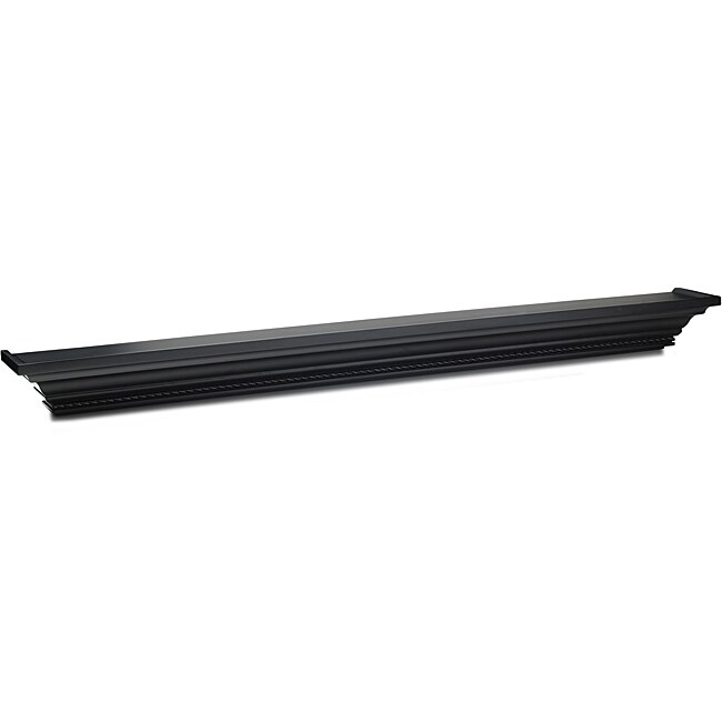Mellanco 36-inch Black Finish Ledge